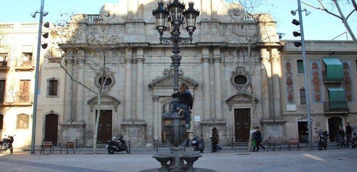 Kirche Sant Miquel del Port