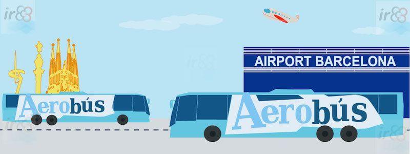 Aerobus Barcelona - Flughafen