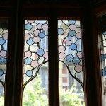 Fenster Palau Baró de Quadras
