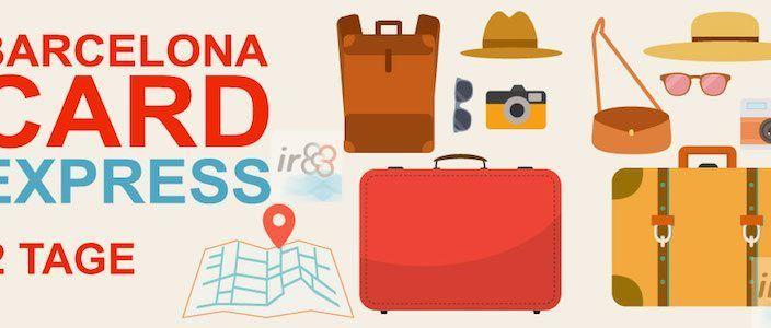 Barcelona Card Express 2 Tage