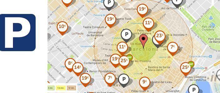 Wo in Barcelona parken?