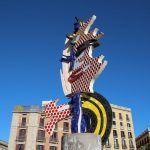 Cara de Barcelona von Roy Lichtenstein