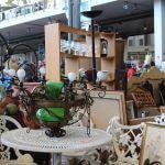 Flohmarkt Produkte Encants Barcelona - Fira Bellcaire