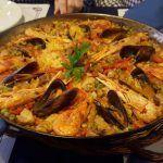 "Gemixte Paella (""Paella Mixta"")"