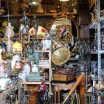 Antiquitäten Encants Barcelona - Fira Bellcaire Markt