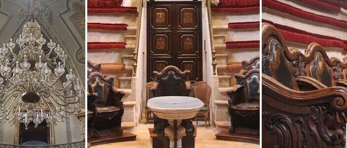 Anatomisches Amphitheater von Barcelona und Königliche Akademie der Medizin von Katalonien