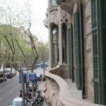Blick vom Balkon Casa Manuel Felip