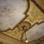 Decke Stil des Louis XV