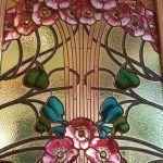 großen Fenster Casa Manuel Felip