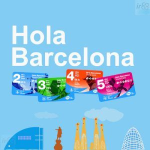 kaufen Hola Barcelona Travel Card online