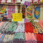 Süßigkeiten Weihnachtsmarkt Sagrada Familia