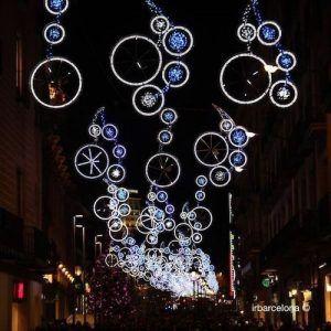 Weihnachten in Barcelona