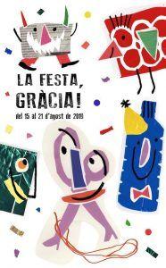 Poster Festa Major Gràcia 2019