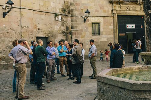 Stories and legends of the Gothic Quarter