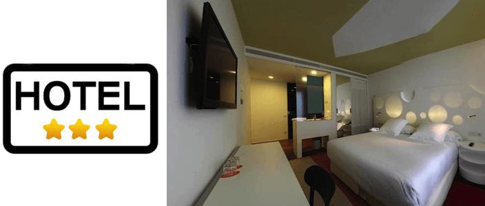 3-Sterne-Hotels in Barcelona