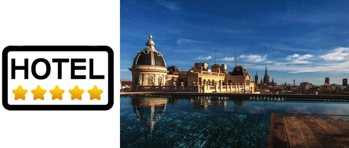 5-Sterne Hotels in Barcelona