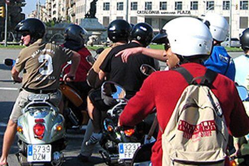 Motorrad-Touren Barcelona