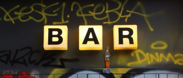 Bars in Barcelona