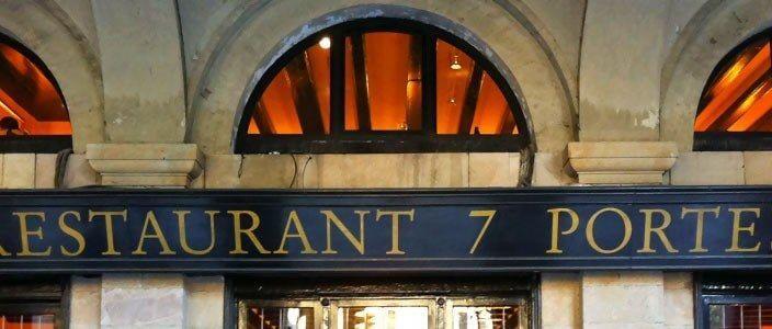 Restaurants in Barcelona