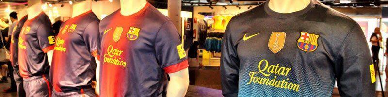 Offizielle Produkte des FC Barcelona
