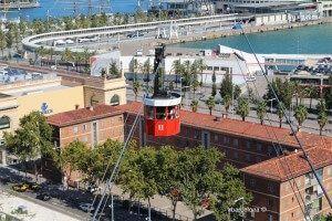 Kabina Aeri del Port