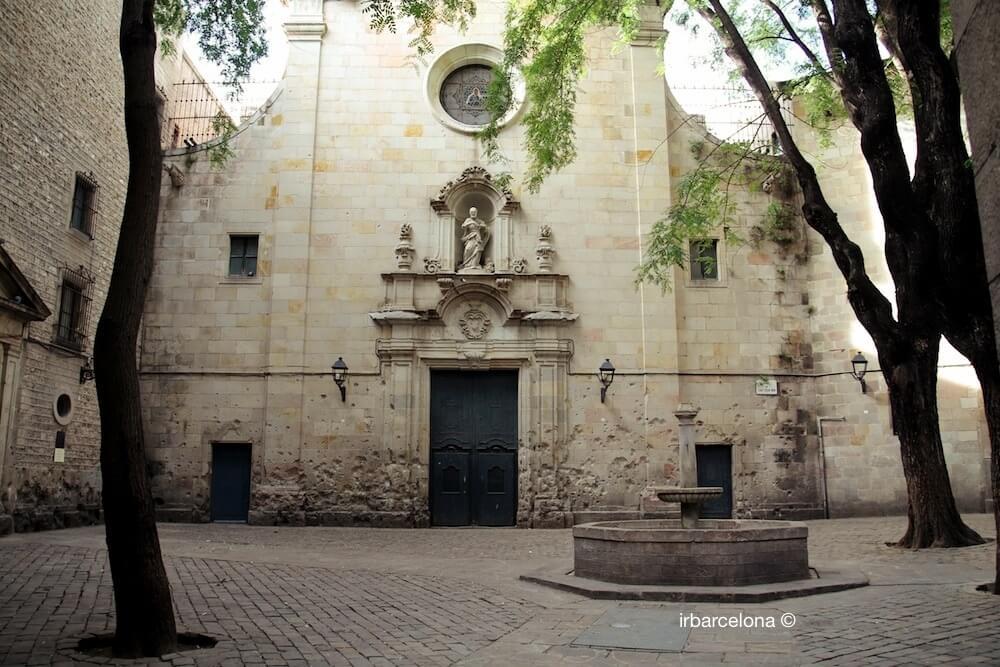 Kirche Sant Felip Neri