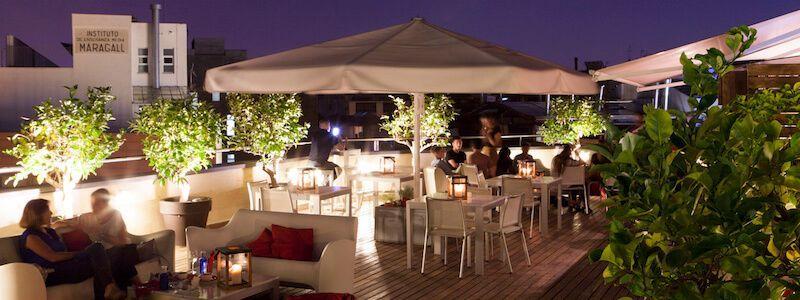 terrazza Setè Cel Hotel America
