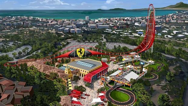 Eintrittskarten PortAventura Park + Ferrari Land