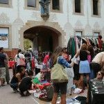 Bekleidungsmarkt Pati de les Dones