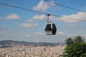 Montjuïc-Seilbahn