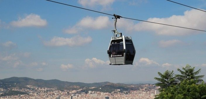Telefèric de Montjuïc