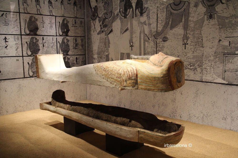 Eintrittskarten Ägyptische Museum