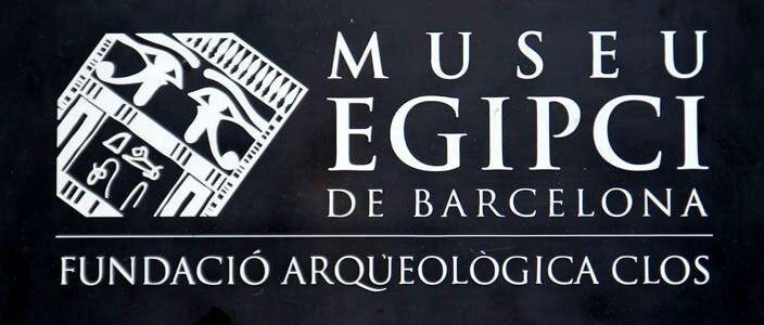 Ägyptische Museum von Barcelona