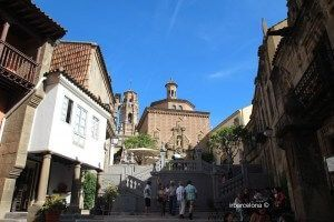 Poble Espanyol (Spanische Dorf in Barcelona)
