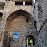 Zugang Palast Reial Major