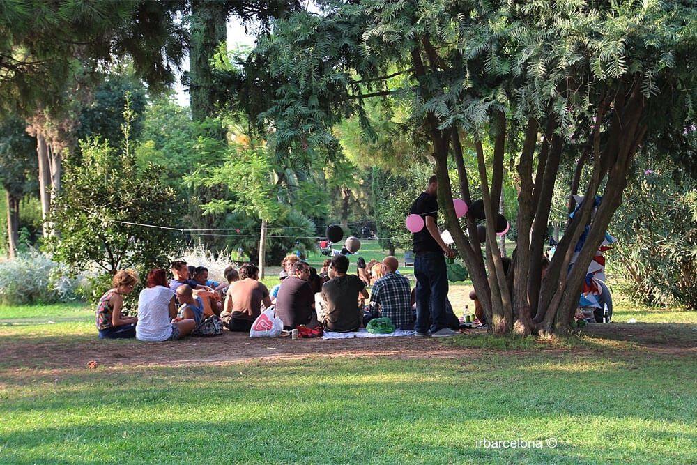 Feier Parc de la Ciutadella