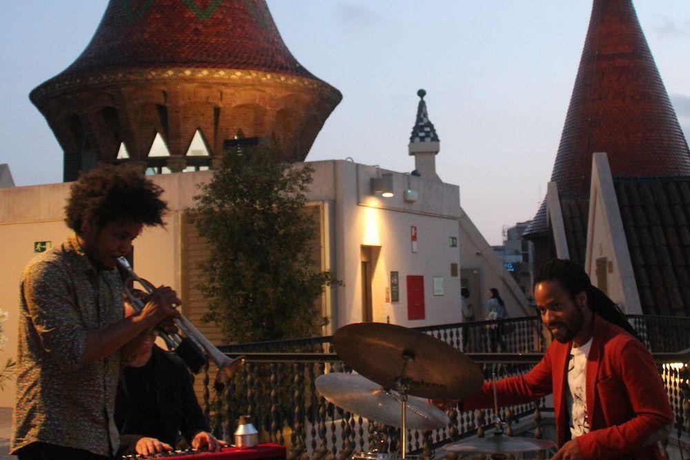 Nächte mit Rhythmus Casa de les Punxes