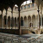 gotische Architektur Palau Generalitat