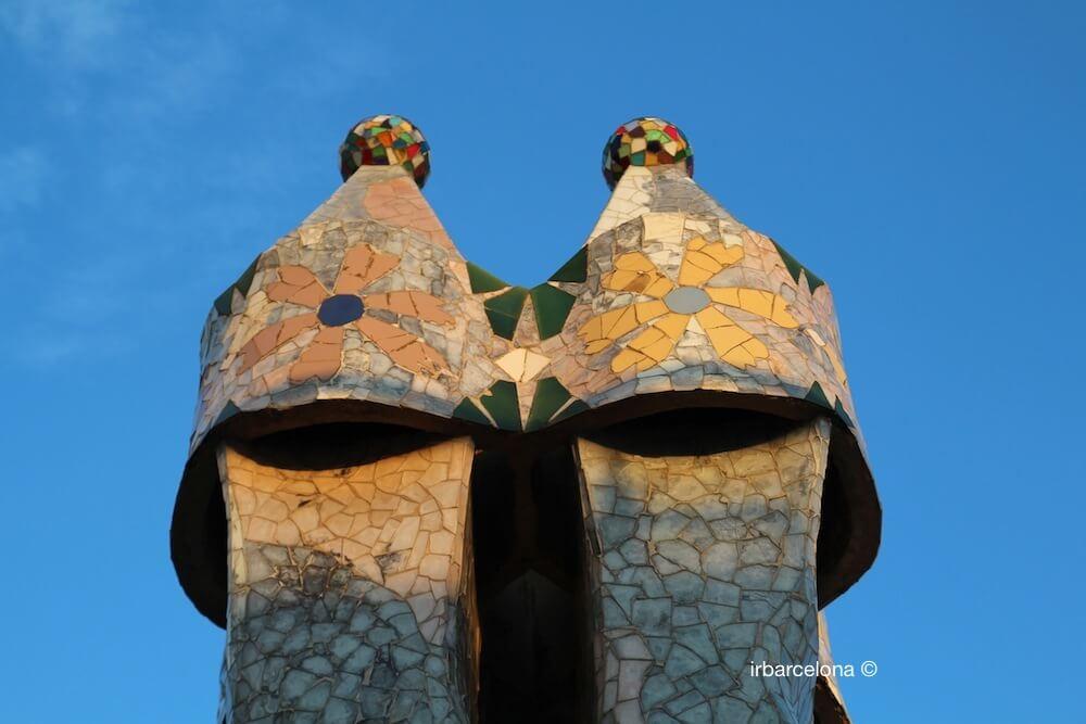 Terrasse Casa Batlló