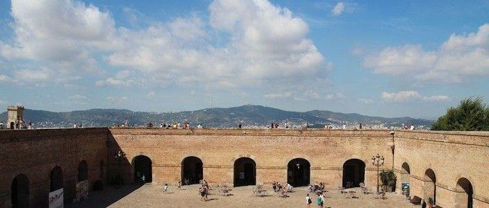 Castell (Schloss) de Montjuïc