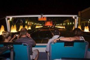 autobús turístico nocturno