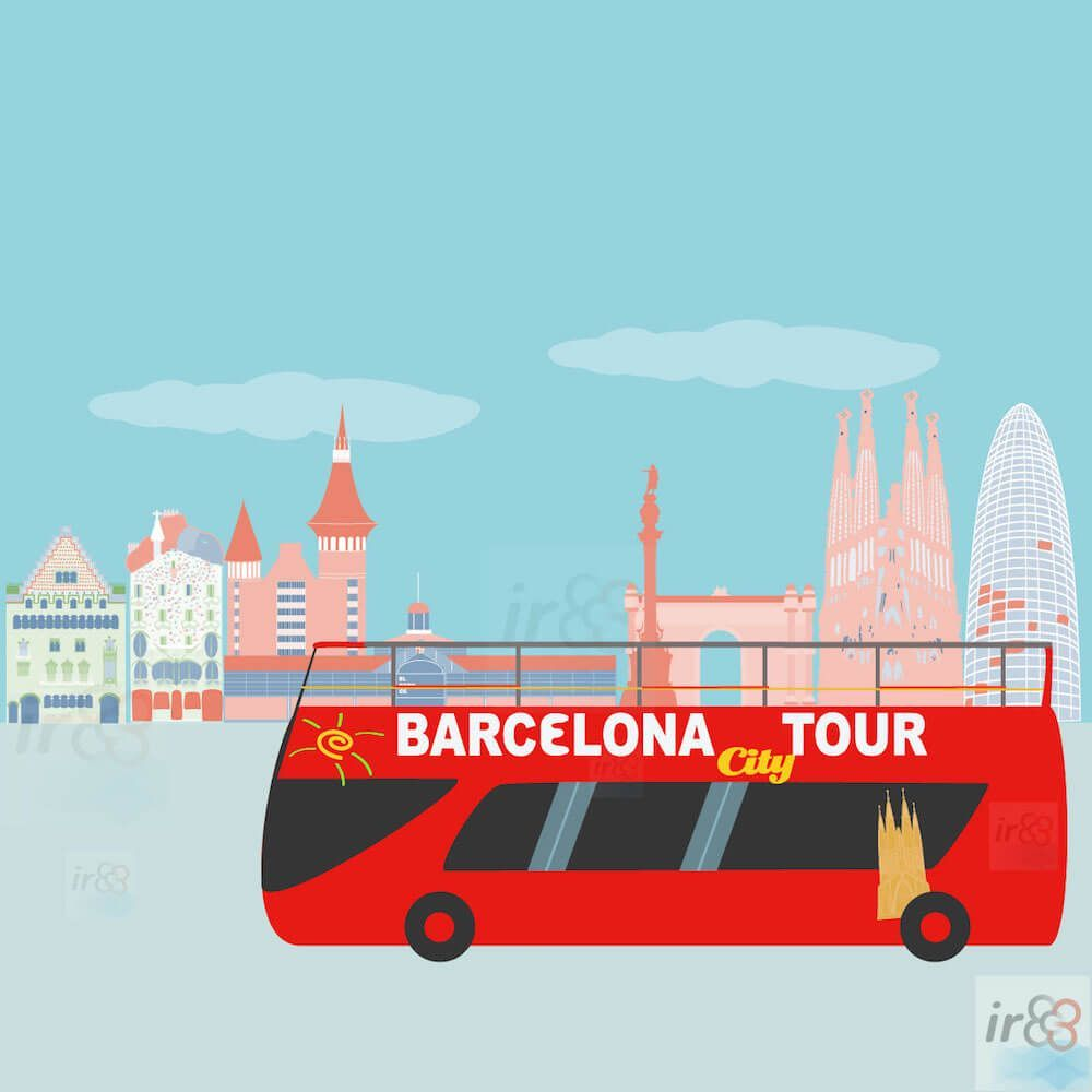 Kaufen Barcelona City Tour
