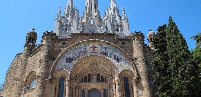 Temple Expiatori Sagrat Cor de Jesús