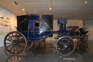 Sammlung der Leichenwagen von Barcelona