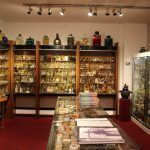 Interieur Parfüm-Museum Barcelona
