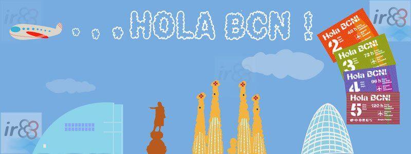 Hola BCN! 2, 3, 4, 5 Tage