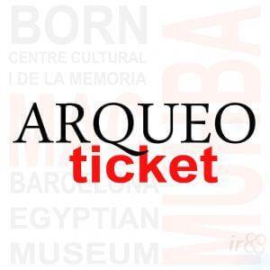 Kaufen ArqueoTicket Barcelona