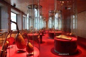 BesTuch Musikmuseums Barcelona