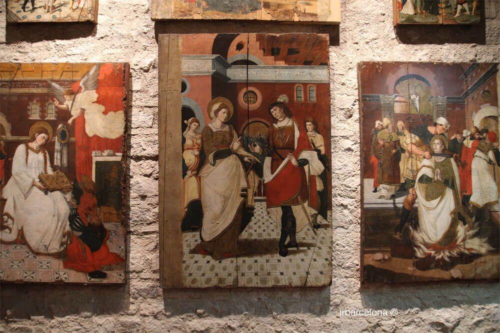Altarbilder Diözesanmuseum