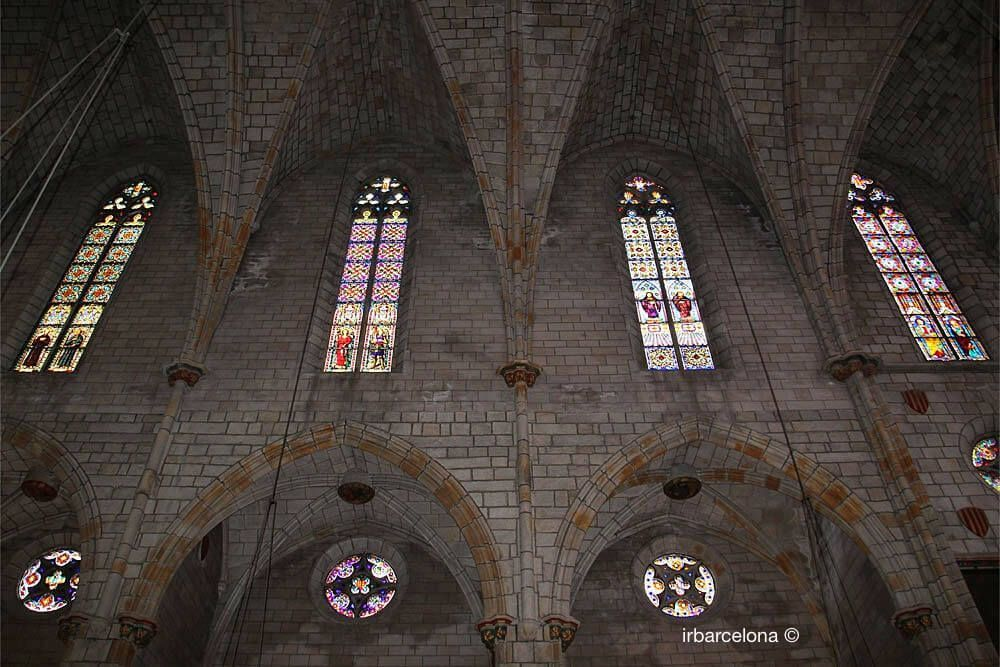 Glasfenster Kirche